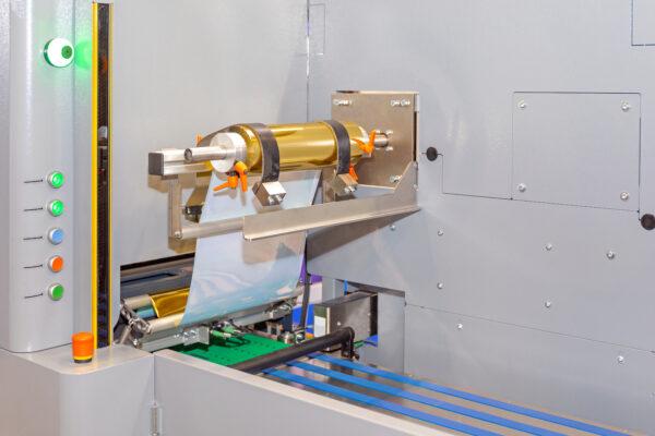 Maszyna do hot-stampingu folią